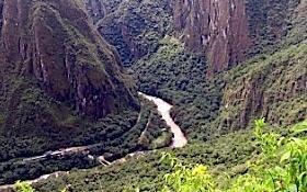 Turista inglés desaparece en el distrito de Machu Picchu