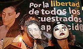 """Aguante Ingrid"" le dicen ex rehenes de las FARC"