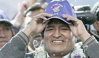 """Ministro de Educación califica de """"chabacano"""" a Evo Morales"""