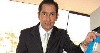 Periodista Álvaro Ugaz en proceso de recuperación tras accidente e inician cadena de oración