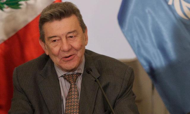 Comunicado de embajada Británica demuestra que Roncagliolo mintió