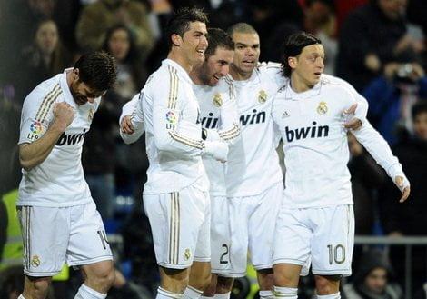 España: 10 para el  Real Madrid (de ventaja sobre el Barcelona)
