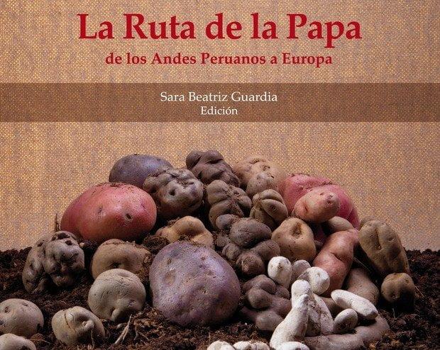 Libro de la papa peruana en 'Le Cordon Bleu de París'