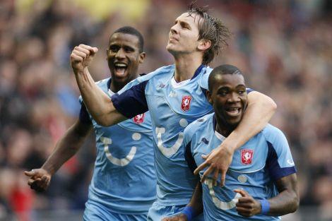 Holanda: Twente humilló por 6-2 al PSV Eindhoven en la Eredivisie
