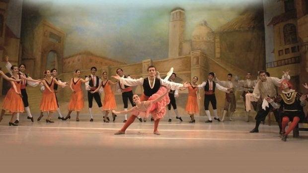 Ballet Nacional del Perú en gira por Trujillo y Arequipa