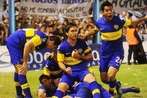 Boca y Newell's son los líderes del campeonato argentino