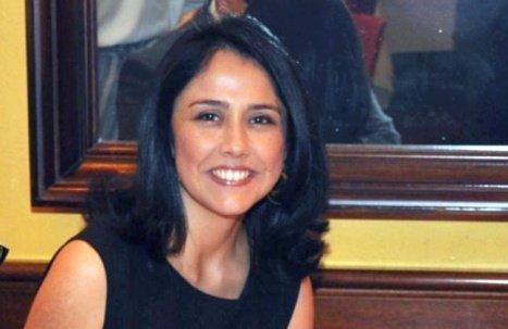 Nadine Heredia: 'Censura a ministros favorecería al terrorismo'