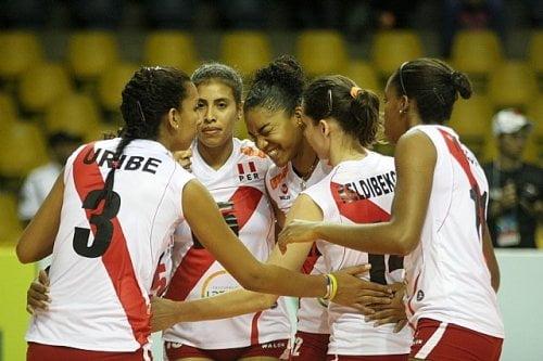 Perú jugará la final del Preolímpico de Vóley