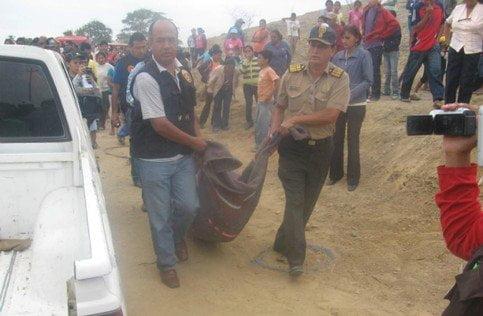 Crimen en San Juan de Miraflores (Referencial)