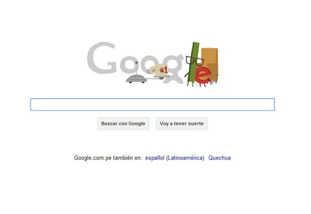 Google celebra el Día del Padre con adorable 'doodle'