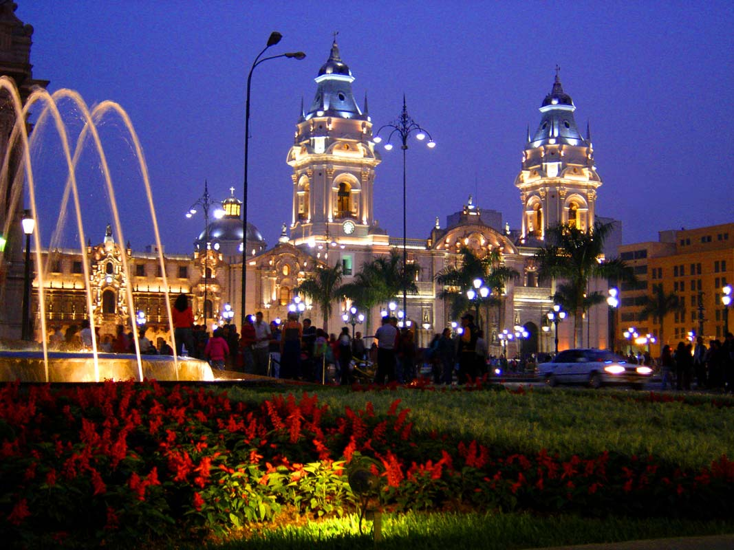 Lima, siempre hermosa, digan lo que digan
