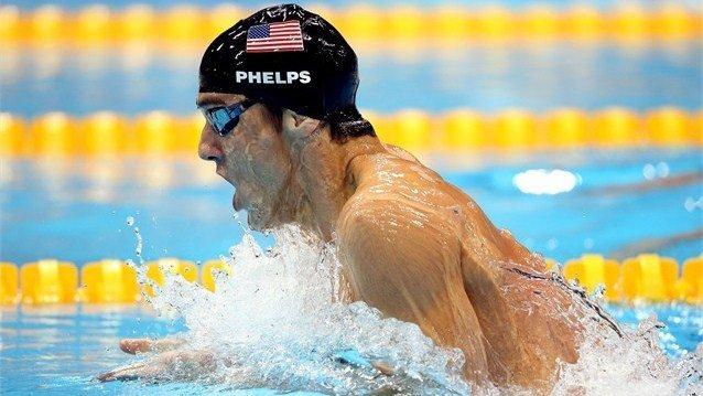 Nuevo record: Michael Phelps sumó 22 medallas en Londres 2012