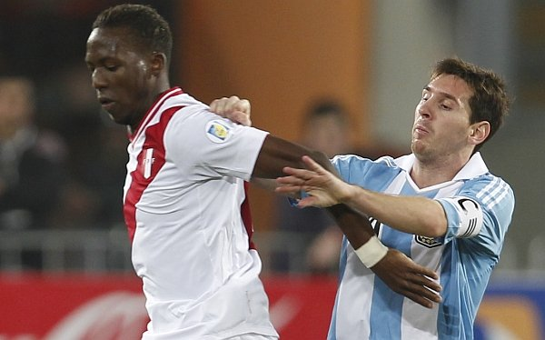 Perú 1–1 Argentina…eliminados o con esperanzas aún de llegar a Brasil 2014?