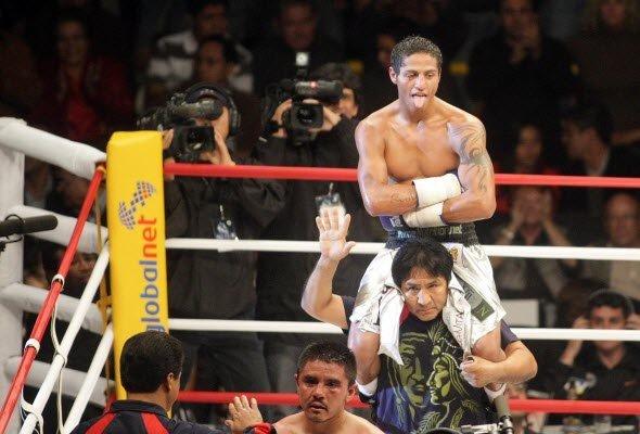 Jonathan Maicelo dentro del top ten mundial de boxeo