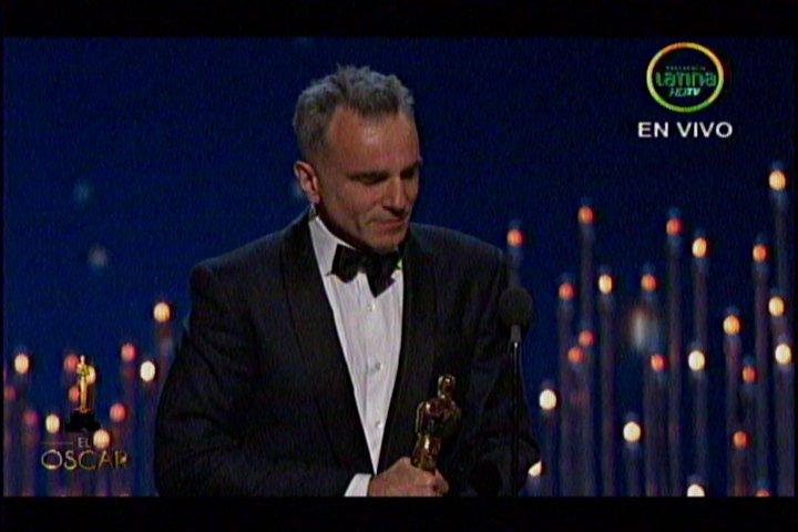 Oscar 2013: Protagonista de Lincoln gana categoría a Mejor Actor