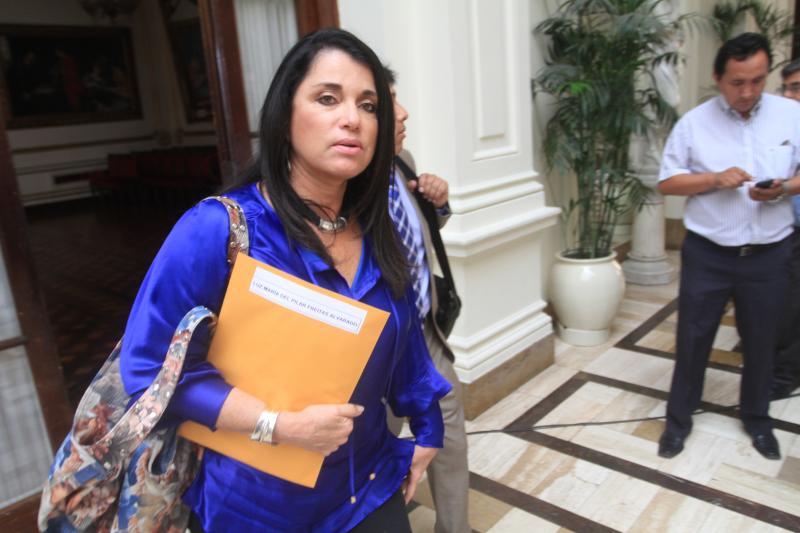 "Pilar Freitas: ""Fuí objeto de campaña innoble de falsas acusaciones"""
