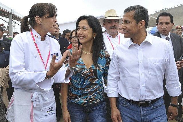 """Humala en Mistura 2013: """"La cocina no tiene partidos ni ideologías, sino amistad"""""""