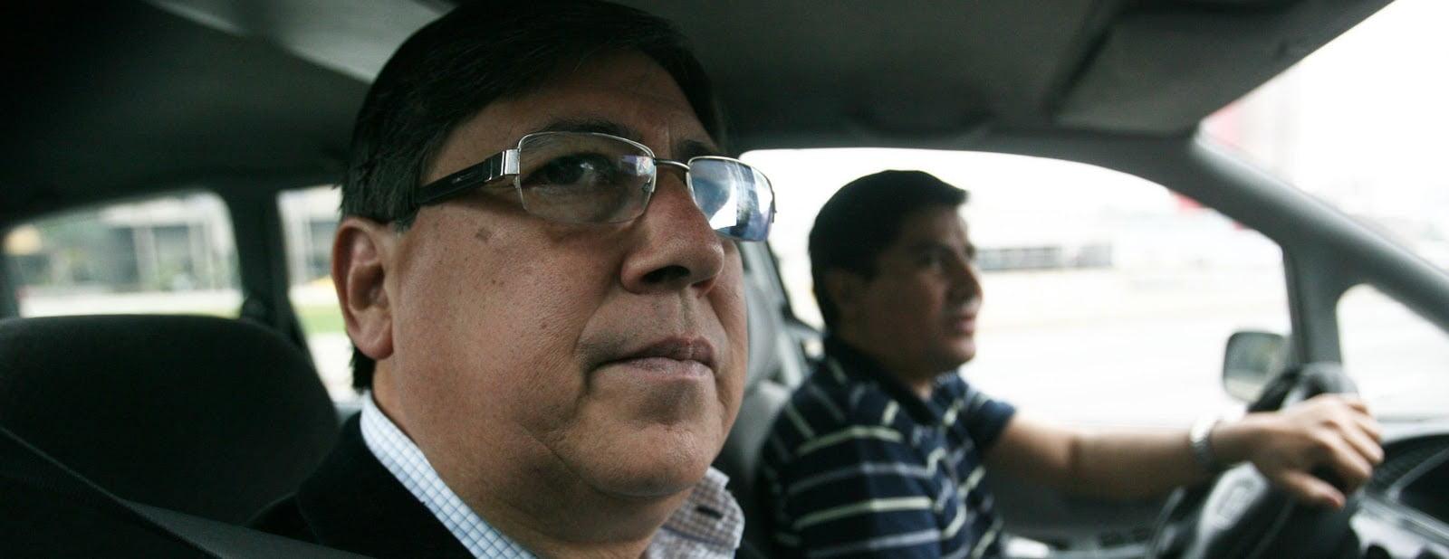 Ex directivo de Alianza Lima Guillermo Alarcón con orden de captura