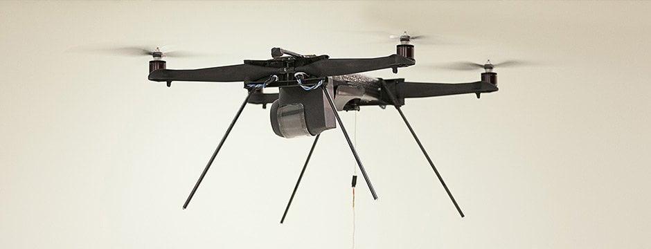 Foto y video referencial cyphyworks.com / 'Chapo' Guzmán: Drones, video en tiempo real y alta tecnología para capturarlo