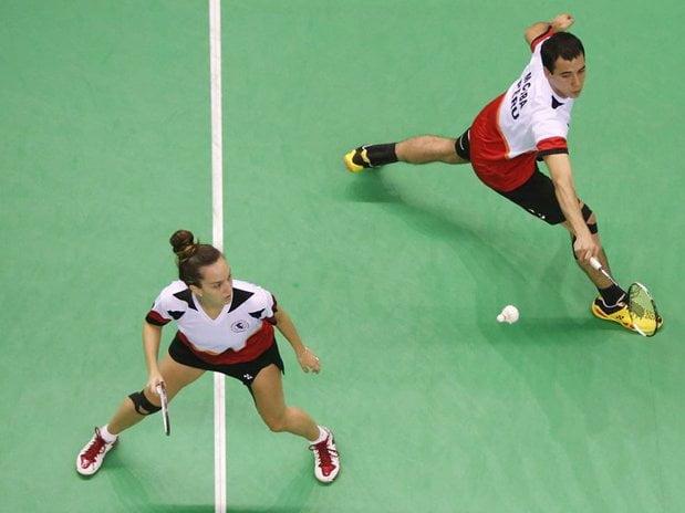 Bádminton nuevamente puso en alto el nombre del Perú en torneo internacional
