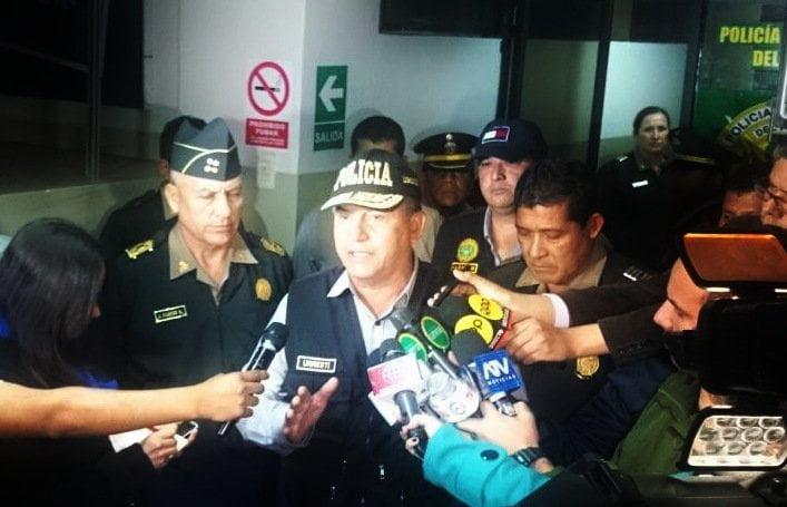 Ministro Urresti confirma captura de sospechosos de crimen en Barranco