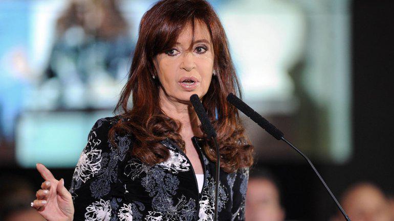 Cristina Fernández asegura que muerte de fiscal Nisman ´no fue suicidio´