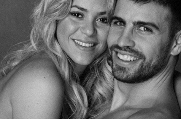Nació Sasha el segundo hijo de Shakira y Gerard Piqué