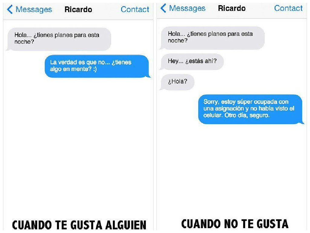 Whatsapp 11 Mensajes De Texto Para Saber Si Le Gustas A Alguien