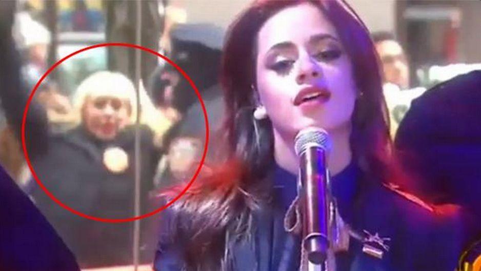 Susy Díaz robó cámaras en programa Today y la llaman reina de tabloides
