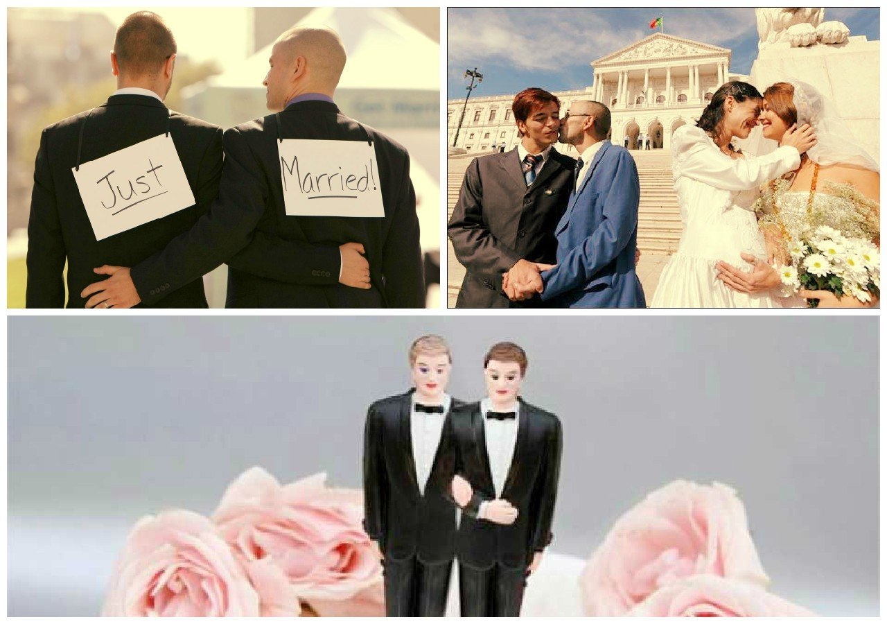 Matrimonio Mismo Sexo Biblia : El supremo de eeuu aprueba matrimonio gay en