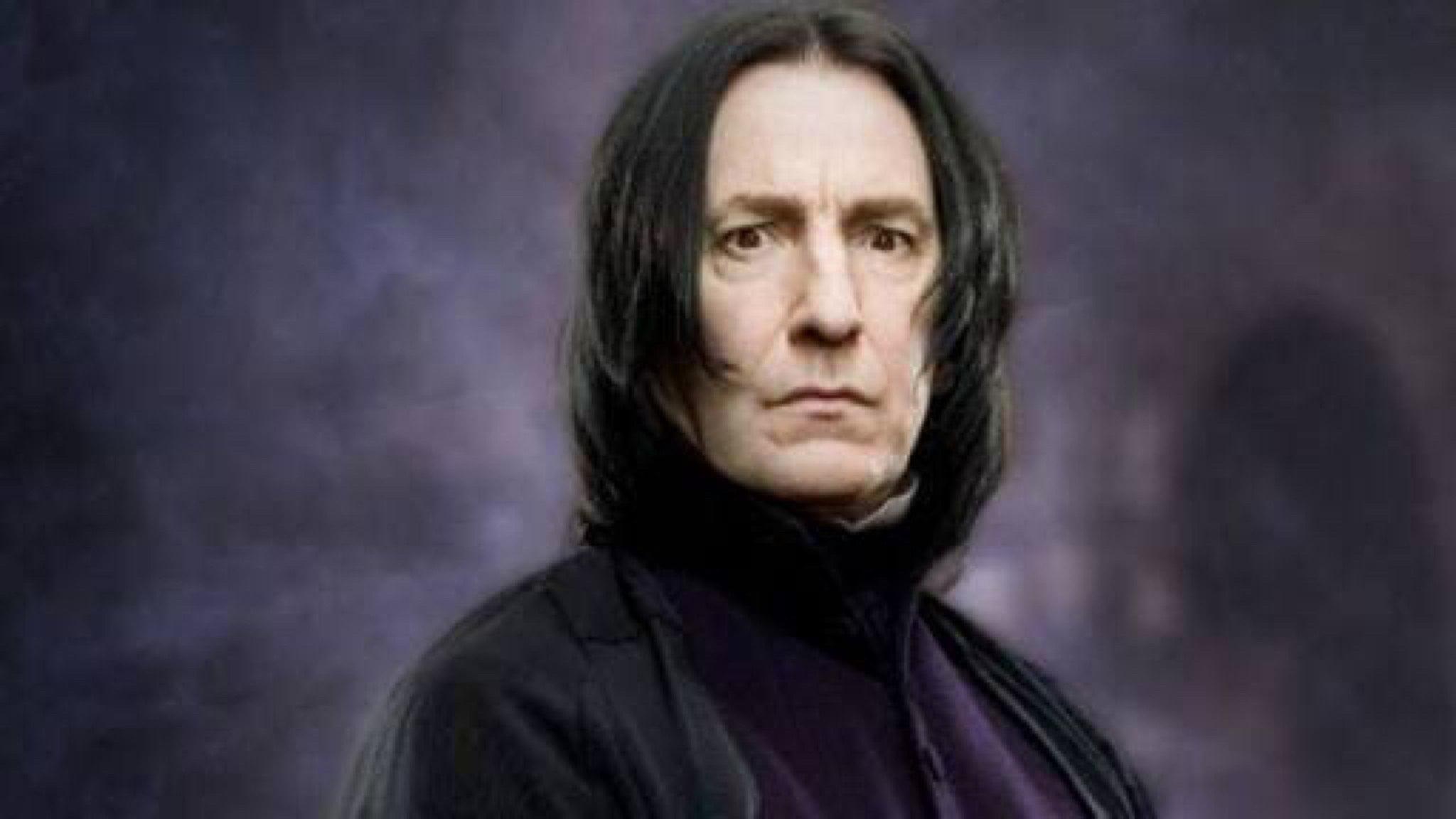 Harry Potter Murio Actor Alan Rickman Profesor Snape Periodismo