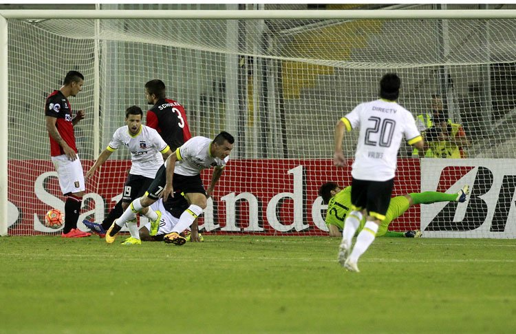 Melgar sumó su segunda derrota en igual cantidad de partidos por la Copa Libertadores.