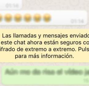 WhatsApp: un mensaje de alerta que inquietó a sus usuarios