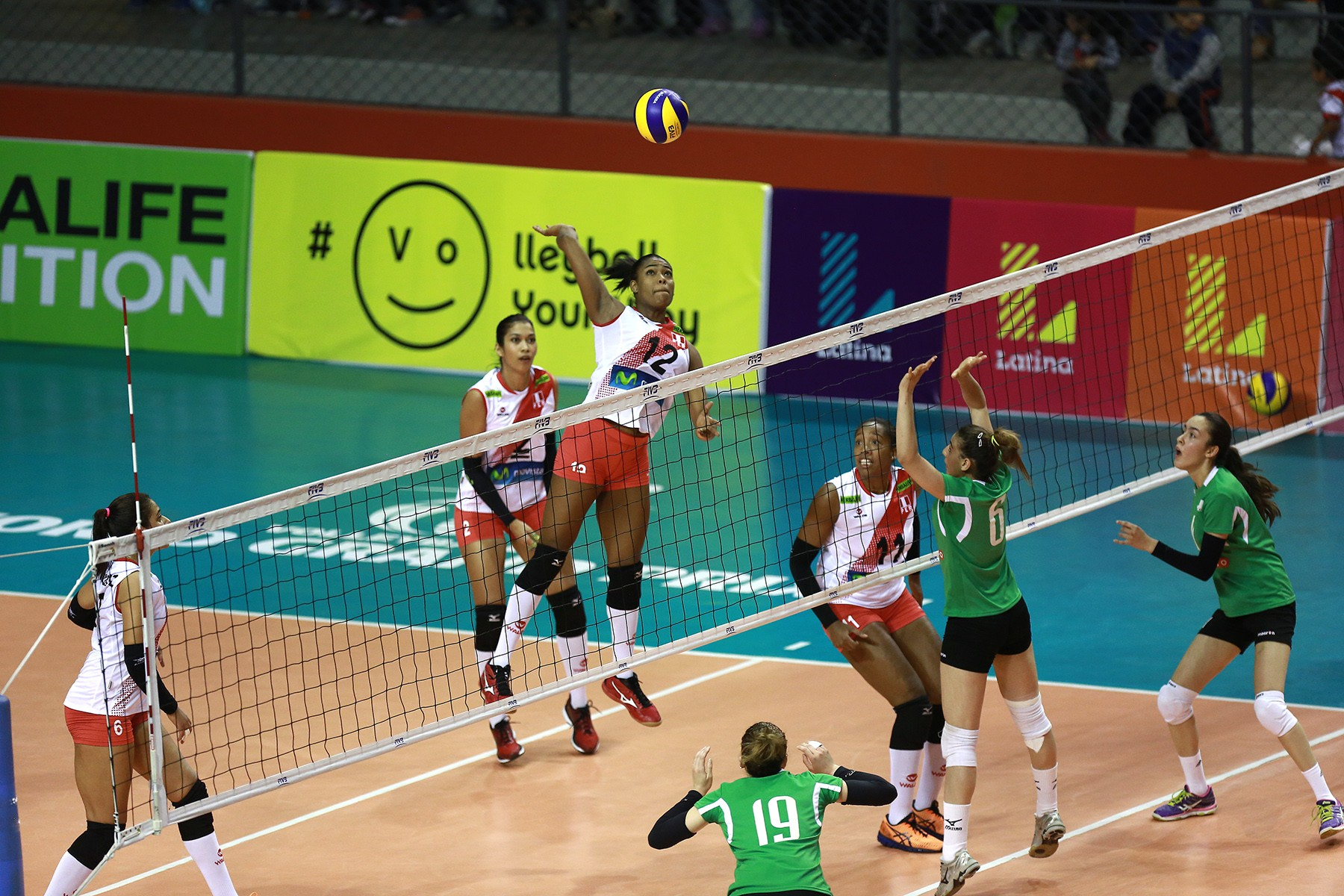 Especiales volleyball 06 - 3 part 3