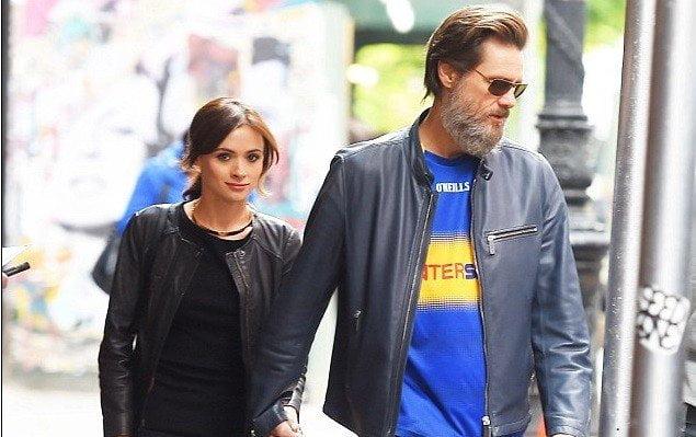 """Ex pareja de Jim Carrey: """"No soy para este mundo"""""""