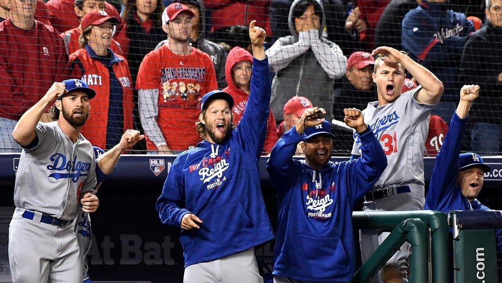 Dodgers jugarán la Serie de Campeonato al vencer por 4-3 a los Nacionales