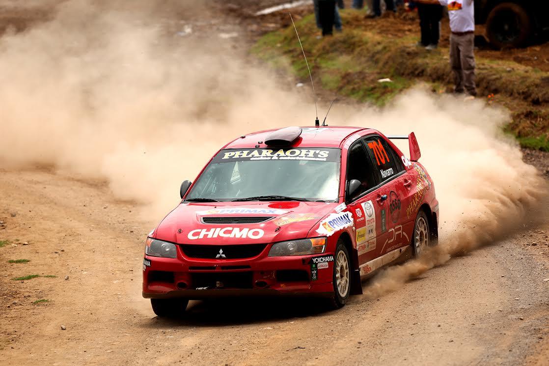 Rally Caminos del Inca: Navarro queda segundo en la etapa Cusco-Ayacucho y es líder general