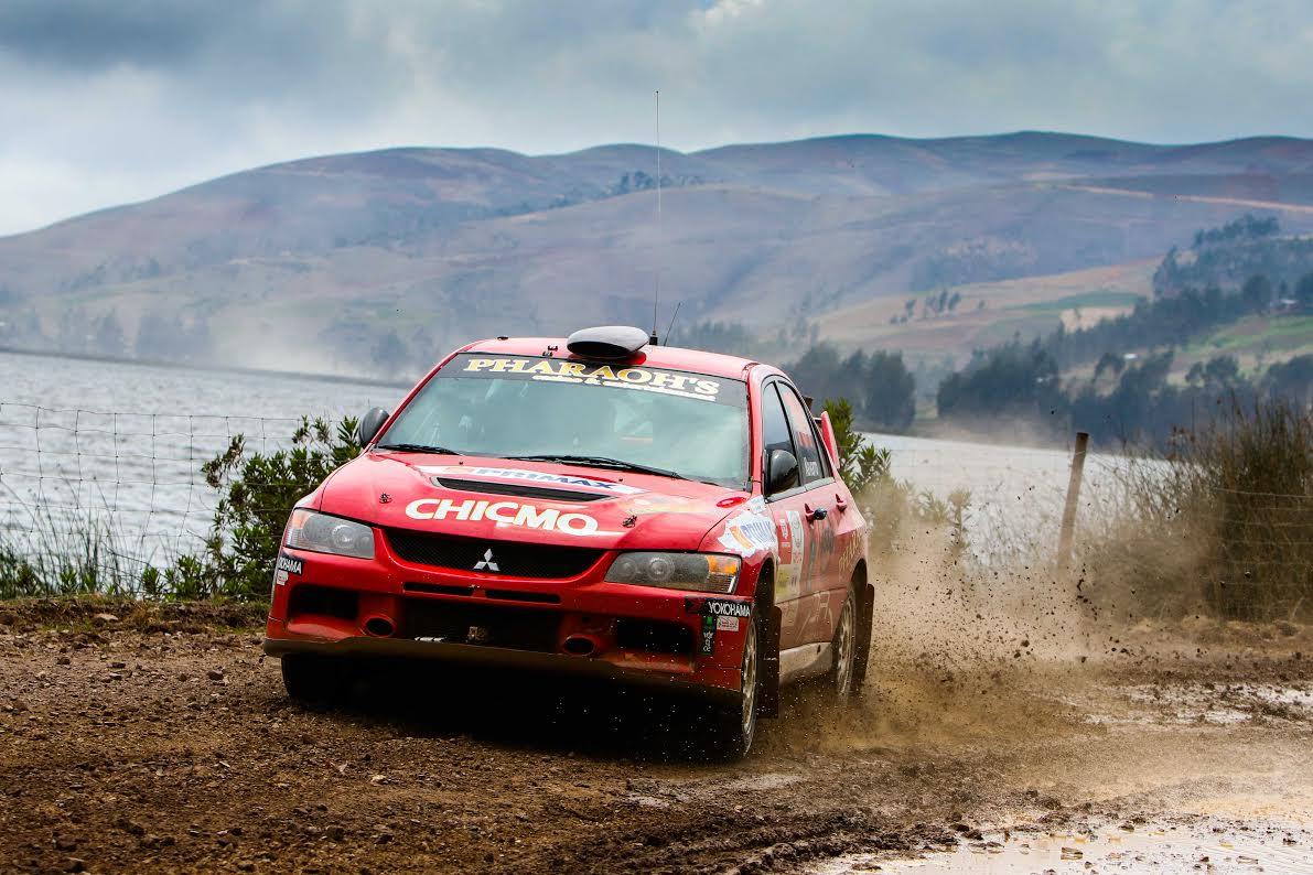Rally Caminos del Inca: Navarro sigue puntero pese a quedar tercero en la sexta etapa