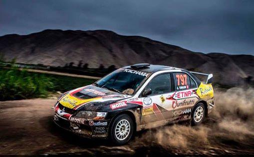 Rally Caminos del Inca: Tommasini ganó etapa Puno-Cusco