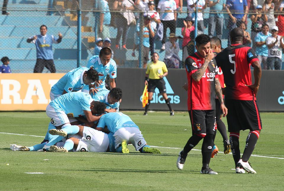 Sporting Cristal fue el mejor equipo previo a las semifinales por el título del fútbol peruano.