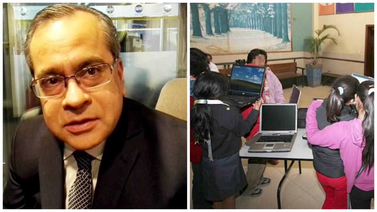 Ministro de Educación Jaime Saavedra en problemas por denuncia