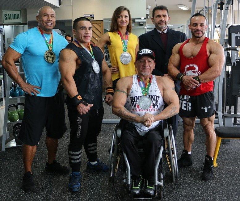El deporte del fisicoculturismo será parte de los Juegos Panamericanos 2019.