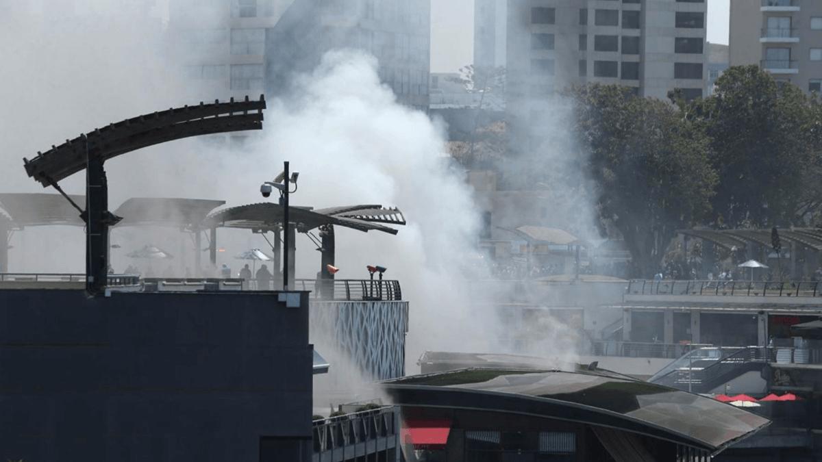 Fiscalía investiga si hubo negligencia o dolo por incendio en Larcomar