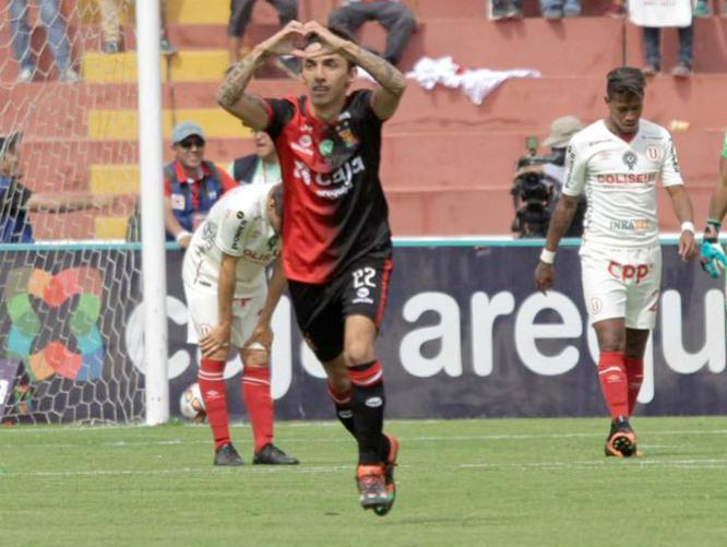 Melgar vino de atrás para clasificar a la final por el título del fútbol peruano.