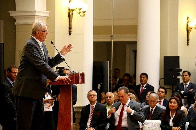 El Presidente Kuczynski precisó que el Perú debe tener un Poder Judicial bien administrado, objetivo y bien remunerado.