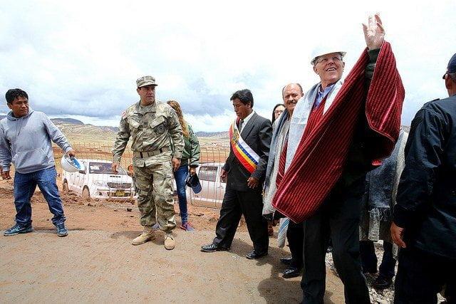 Pedro Pablo Kuczynski en Puno: Estamos cumpliendo