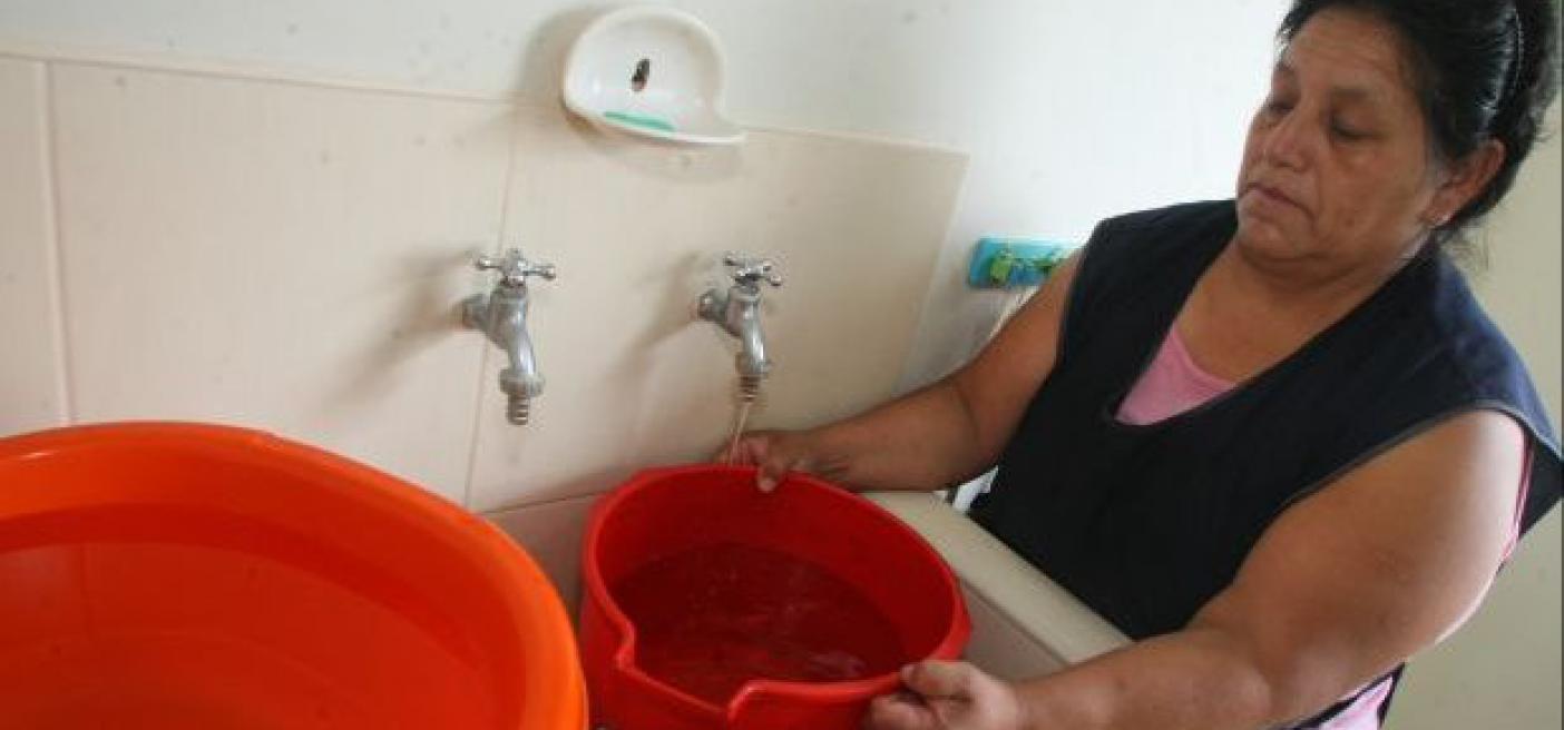 El agua no retorna a todo Lima pero SEDAPAL cortará de nuevo el servicio
