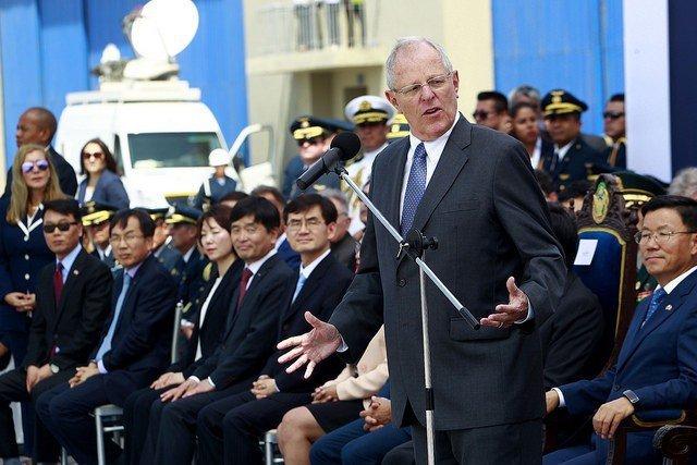 El presidente Kuczynski inspeccionó Hospital de Huarmey.