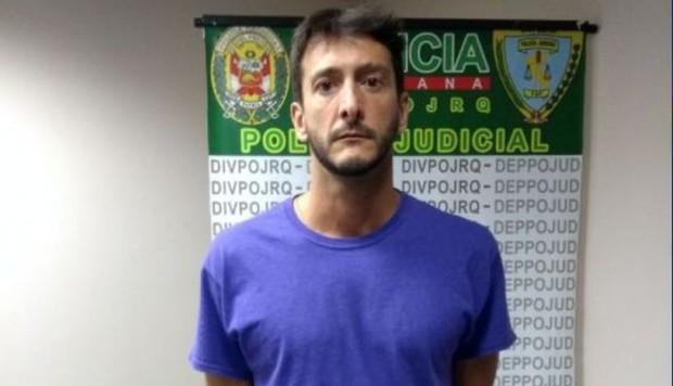 Edu Saettone se entregó a justicia tras orden de encarcelamiento