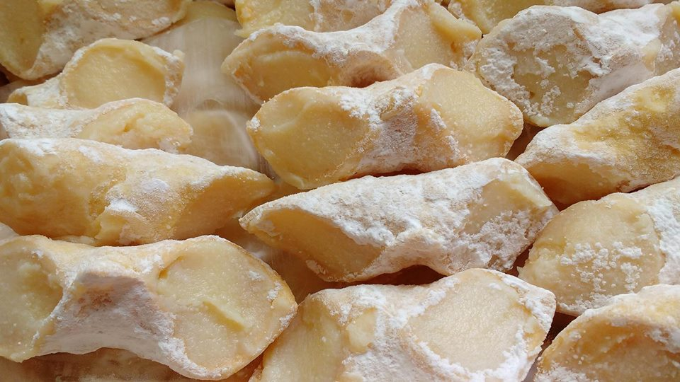 Guargueros, Dulces de convento en Semana Santa